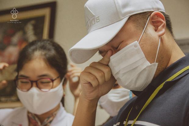 Cô giáo Hà Nội mắc ung thư ở tháng cuối thai kì, được hàng ngàn người kêu gọi hiến máu: Các bạn trẻ hãy trân trọng sức khỏe nhiều hơn - Ảnh 7.