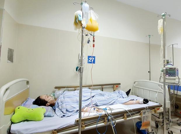 Cô giáo Hà Nội mắc ung thư ở tháng cuối thai kì, được hàng ngàn người kêu gọi hiến máu: Các bạn trẻ hãy trân trọng sức khỏe nhiều hơn - Ảnh 8.