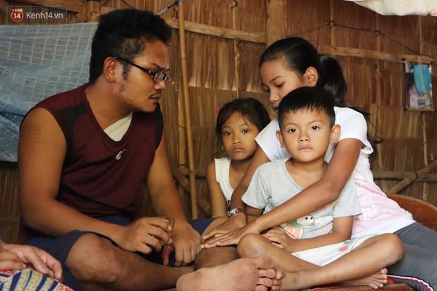 Cha bị tai nạn giao thông, cả gia đình với 3 đứa trẻ rơi vào cùng cực: Chỉ sợ mình không đủ tiền cho các con học tiếp - Ảnh 8.