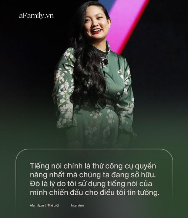 Bị cưỡng bức trên đất khách, cô gái gốc Việt tự mình đi đòi lại công bằng, thay đổi cả luật pháp nước Mỹ và nhận đề cử giải Nobel Hòa bình - Ảnh 11.