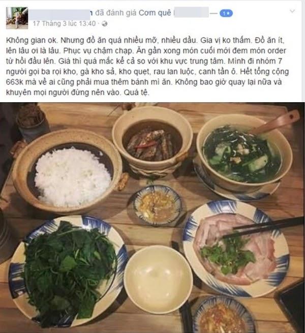"""Điểm danh sao Việt lấn sân mảng F&B nhưng bị chê bán giá trên trời: Bánh tráng trộn 250k/hộp, cơm nhà """"sương sương"""" cũng 600k - Ảnh 4."""