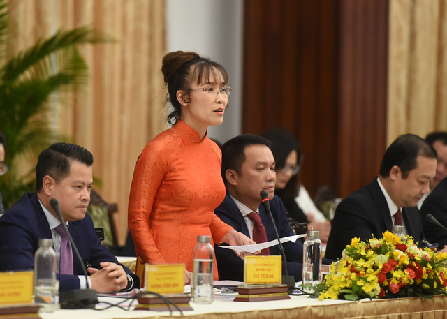Ông Đỗ Minh Phú: 4 từ khoá để cởi trói cho kinh tế tư nhân - Ảnh 1.