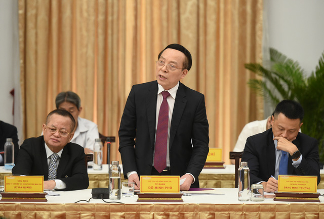 Ông Đỗ Minh Phú: 4 từ khoá để cởi trói cho kinh tế tư nhân - Ảnh 2.