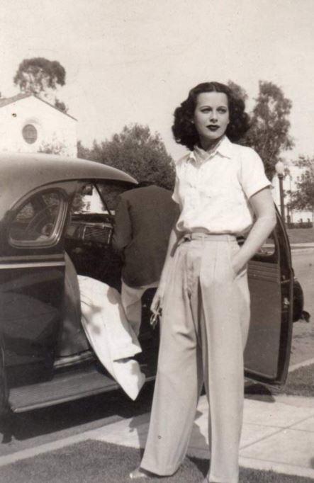 Những ngườiphụ nữ góp phần thay đổi ngành công nghiệp xe hơi - Ảnh 3.