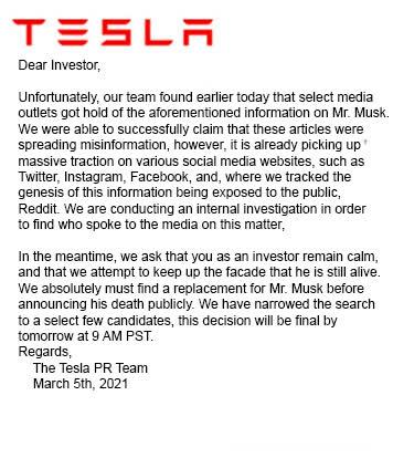 Elon Musk bị đồn qua đời, hashtag #RIPELON lan tràn khắp Twitter - Ảnh 2.