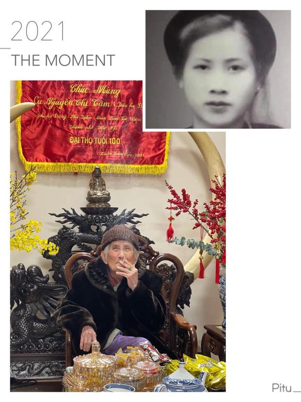 Gặp cụ bà 100 tuổi ở Hà Nội gây sốt bởi nhan sắc trong đám cưới thời trẻ: Sinh ra tại Pháp, từng được mệnh danh là hoa khôi của vùng - Ảnh 11.