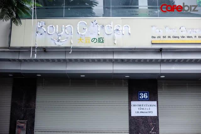 'Cuộc thanh lọc' của Covid-19: Tokyo Deli đóng gần một nửa cửa hàng tại Hà Nội, các chuỗi F&B của đại gia Golden Gate, Soya Garden cũng phải tiếp tục đóng bớt, sang nhượng cửa hàng - Ảnh 4.