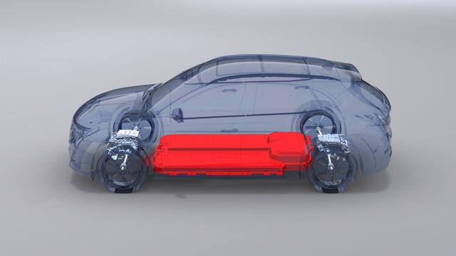 Lộ hình ảnh được cho là của xe điện VinFast VF e35  - Ảnh 7.