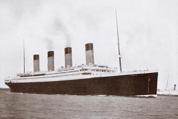 Những hình ảnh hiếm của con tàu huyền thoại Titanic ngoài đời thực: Có thực sự hào nhoáng và lộng lẫy như trong phim? - Ảnh 1.