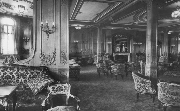 Những hình ảnh hiếm của con tàu huyền thoại Titanic ngoài đời thực: Có thực sự hào nhoáng và lộng lẫy như trong phim? - Ảnh 12.