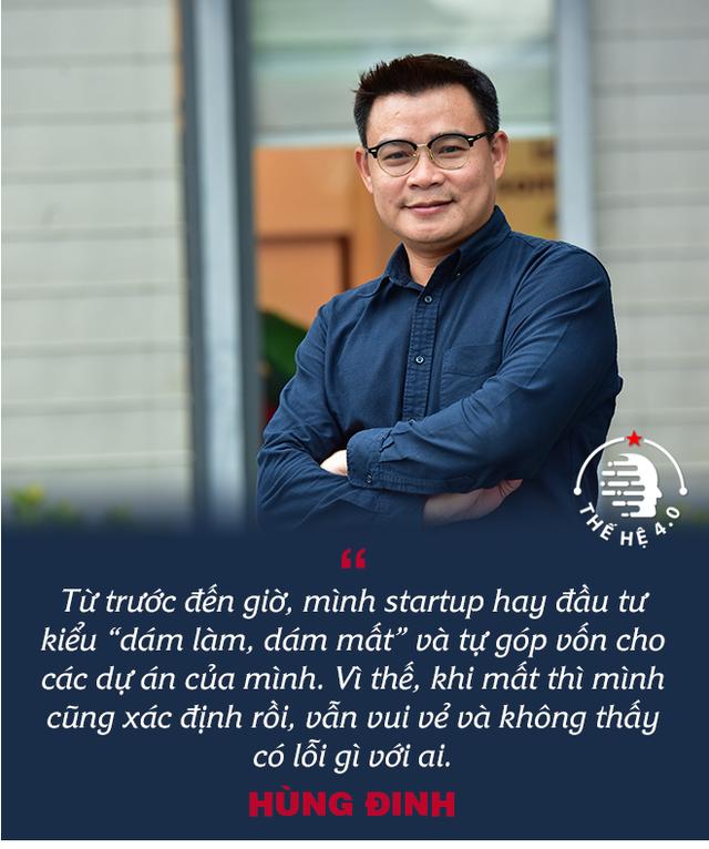 """Founder Hùng Đinh: Từ khởi nghiệp """"ngược đời"""", vụ mất tiền triệu đô chưa từng kể, đến giấc mơ làn sóng tỷ phú mới với Blockchain và CryptoCurrency - Ảnh 8."""
