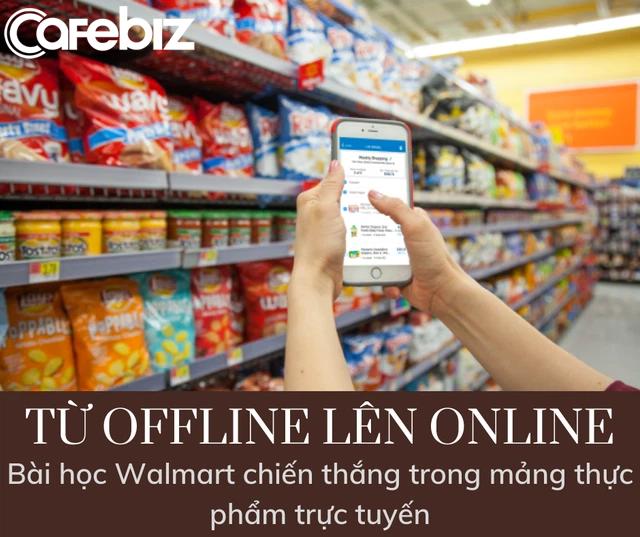 Chủ tịch Masan với quan điểm Không phải cứ đưa hộp sữa lên kệ là kinh doanh online và bài học Walmart đánh bại Amazon trong mảng thực phẩm trực tuyến - Ảnh 2.