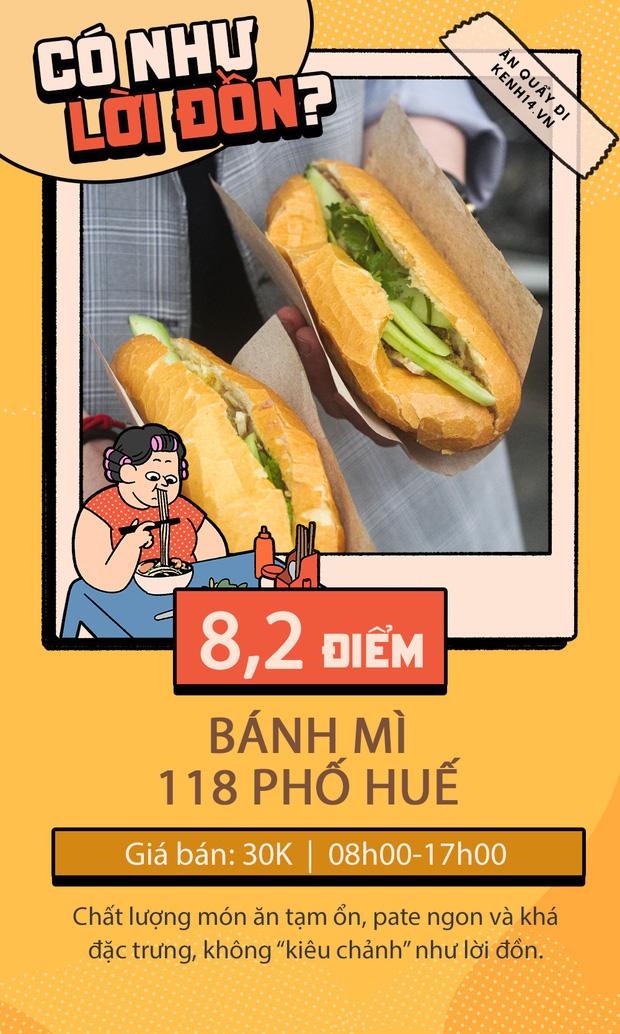 Hàng bánh mì kiêu chảnh nhất Hà Nội nhưng khách xếp hàng nườm nượp: Có gì mà hot quá vậy? - Ảnh 12.