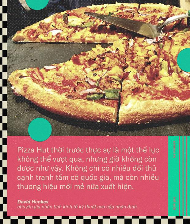 Pizza Hut và cuộc đại chiến pizza toàn cầu: Lý do cho sự đi xuống của một cái tên tưởng như đã bất khả xâm phạm - Ảnh 5.