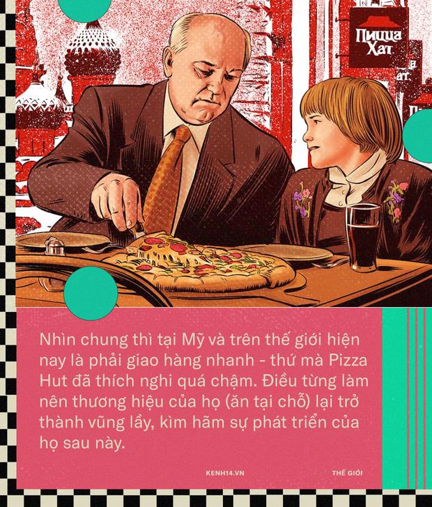 Pizza Hut và cuộc đại chiến pizza toàn cầu: Lý do cho sự đi xuống của một cái tên tưởng như đã bất khả xâm phạm - Ảnh 9.