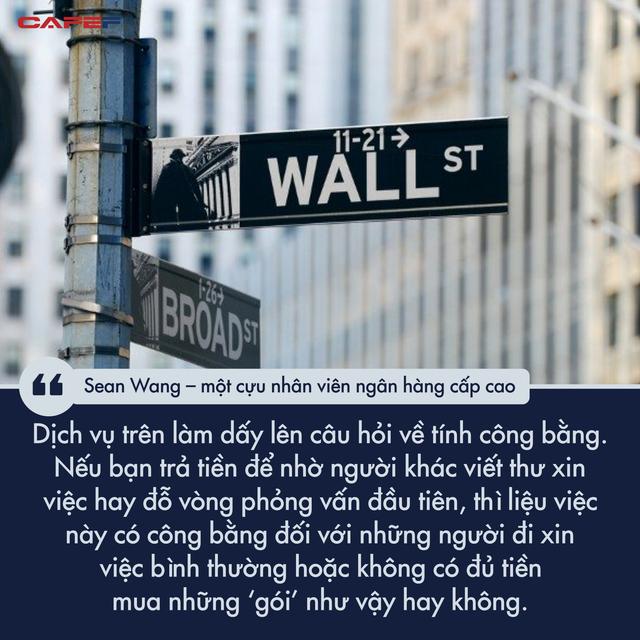 Thực trạng nhức nhối ở thị trường việc làm Trung Quốc: Sinh viên sẵn sàng trả 12.000 USD để được thực tập, viết sẵn thư giới thiệu vào các ngân hàng lớn nhất Phố Wall  - Ảnh 1.