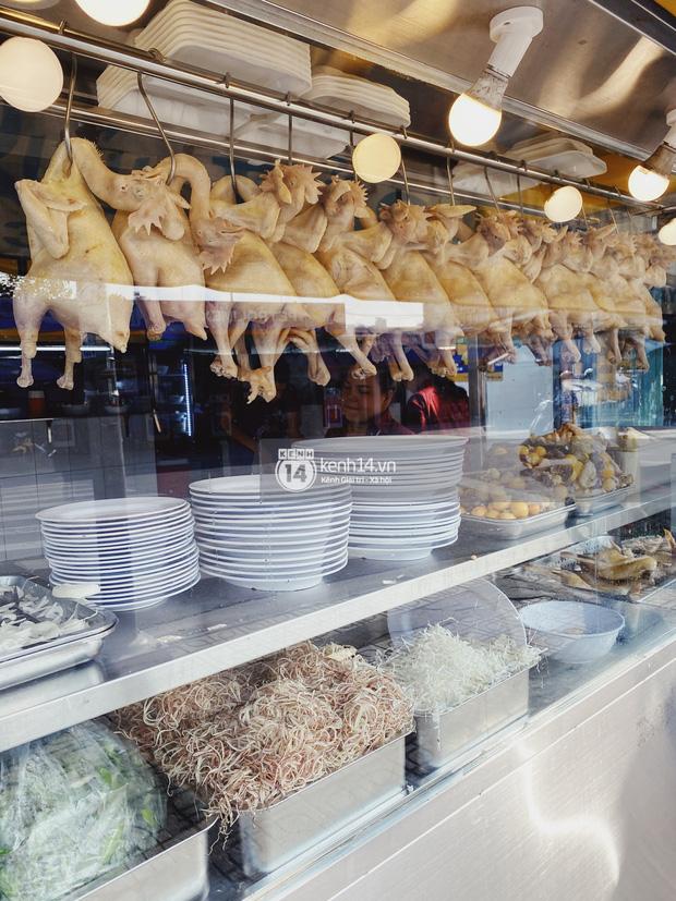 Kiểm chứng lời đồn được dân tài xế taxi Sài Gòn truyền tai nhau: Cơm gà nhà Bảo Anh ngon nhất cái Quận 5! - Ảnh 11.
