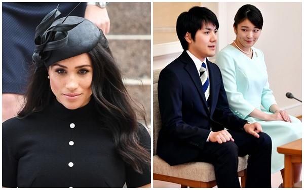 Vị hôn phu của Công chúa Nhật Bản được truyền thông ví giống hệt Meghan Markle, vì sao lại như vậy?  - Ảnh 3.
