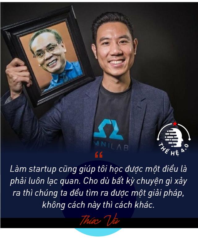 Founder OhmniLabs - Thức Vũ: Tôi muốn làm bùng nổ việc sử dụng robot vận hành bằng trí tuệ nhân tạo trên toàn thế giới - Ảnh 10.