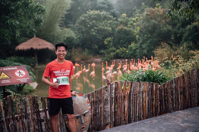 Phu Quoc WOW Island Race 2021: Vừa chạy vừa chill với những trải nghiệm có 1 không 2 bên gia đình và bè bạn - Ảnh 3.