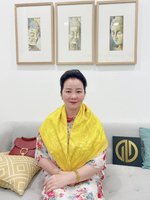 Mẹ vợ thiếu gia Phan Thành: Người phụ nữ quyền lực của ngôi trường dành cho hội con nhà giàu và ngôi sao - Ảnh 5.