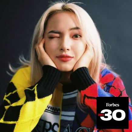 3 cô gái Việt Nam lọt top 30 Under 30 châu Á của Forbes - Ảnh 3.