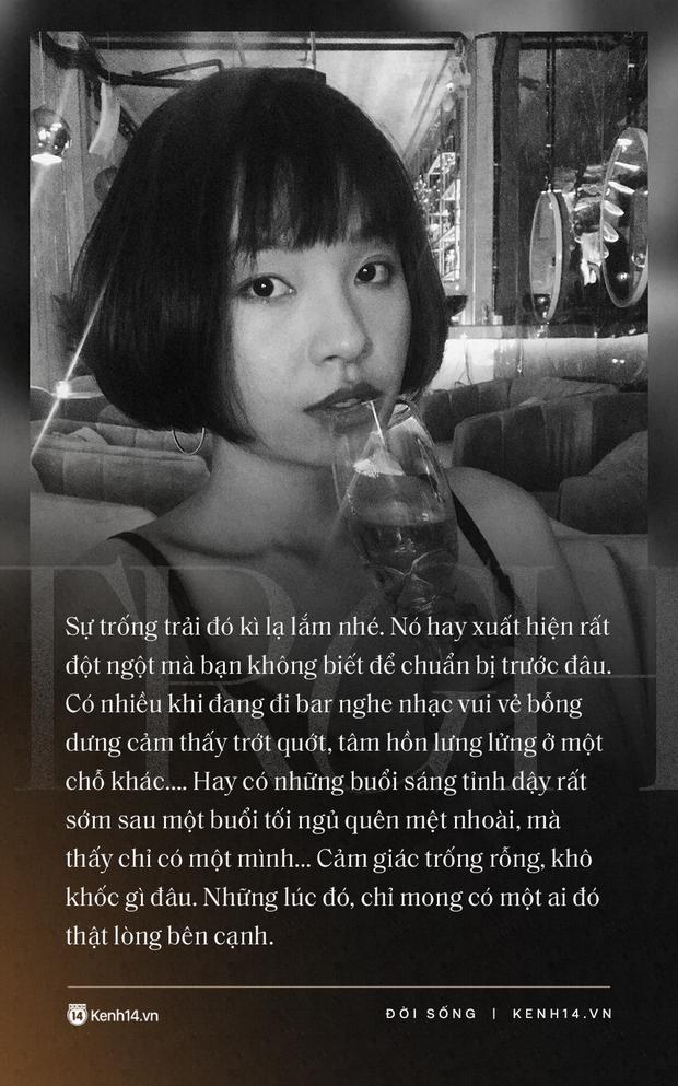 Sợ cô đơn nhưng đã độc thân hơn 1 năm, cô gái 30 tuổi và 8 bài học về yêu bản thân và xoa dịu tâm hồn - Ảnh 1.