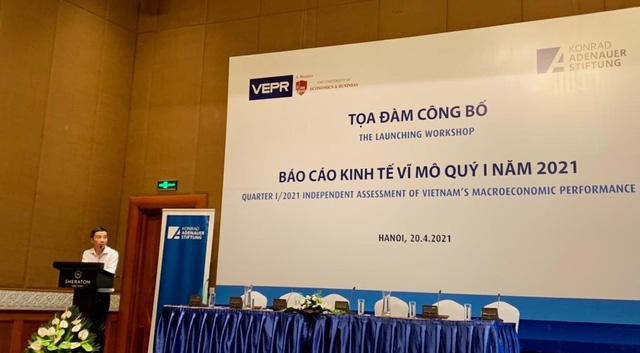 VEPR dự báo kinh tế Việt Nam tăng trưởng 6-6,3% năm 2021 - Ảnh 2.