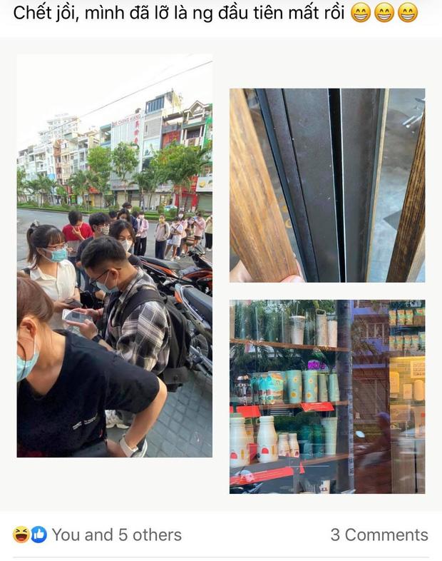 Choáng: Người Sài Gòn 6h sáng xếp hàng dài trước cổng Starbucks để săn chiếc ly màu xanh với giá 500k, sau chưa đầy 4 tiếng bán lại đã tăng giá gấp 4 lần - Ảnh 12.