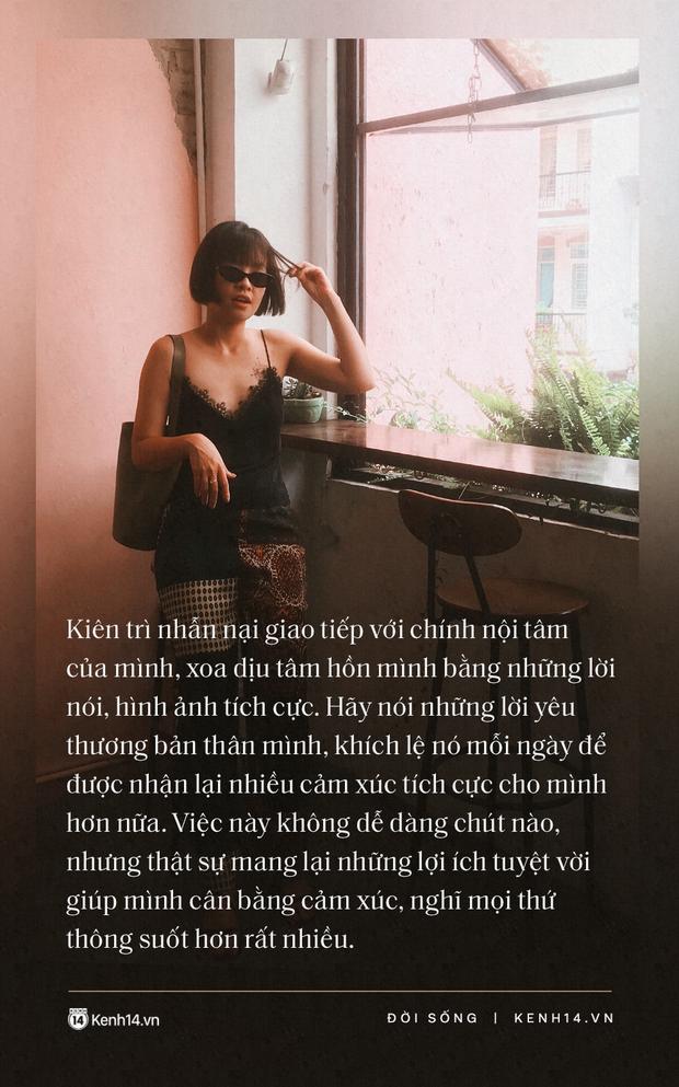 Sợ cô đơn nhưng đã độc thân hơn 1 năm, cô gái 30 tuổi và 8 bài học về yêu bản thân và xoa dịu tâm hồn - Ảnh 3.