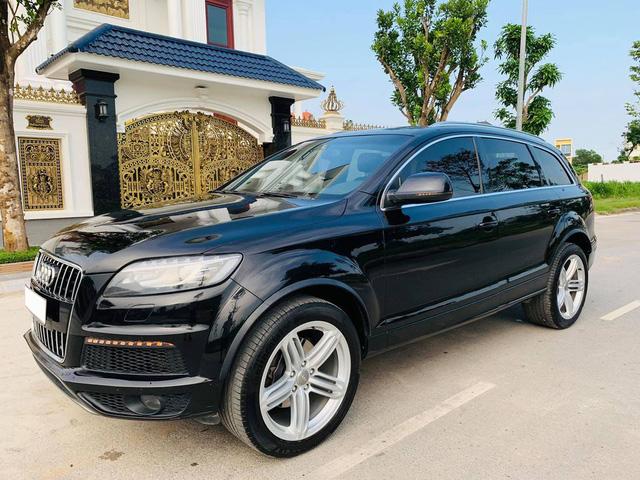 Bỏ 4 tỷ mua Audi Q7 rồi bán giá 1 tỷ, chủ xe vẫn tự tin khẳng định chất lượng xe như đập hộp - Ảnh 7.