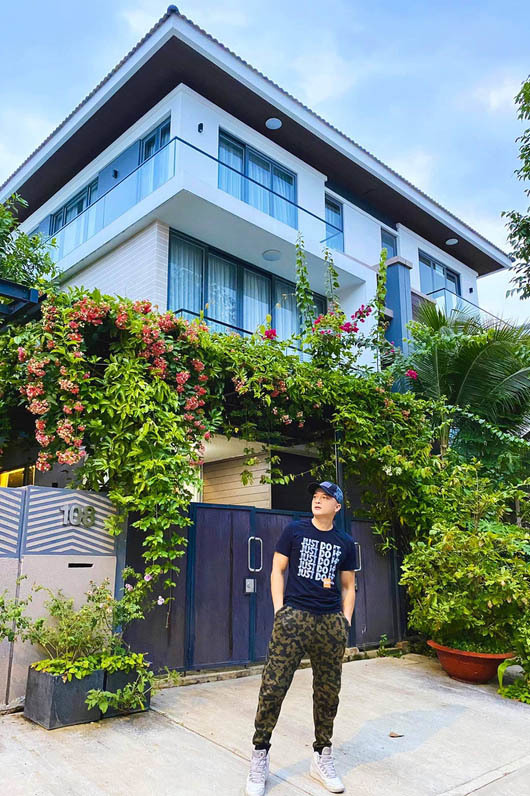 Tuổi 36, Cao Thái Sơn kiếm tiền từ đâu để xây 2 siêu biệt thự triệu USD, sở hữu hàng chục BĐS giá trị khủng trải khắp mọi miền?  - Ảnh 2.