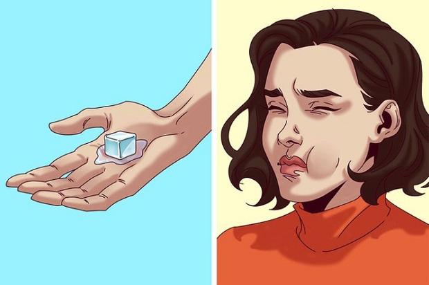 Mẹo bỏ túi ai cũng có lúc cần dùng: 7 cách để giảm cảm giác lo lắng, căng thẳng hiệu nghiệm tức thì chỉ trong vài giây - Ảnh 3.