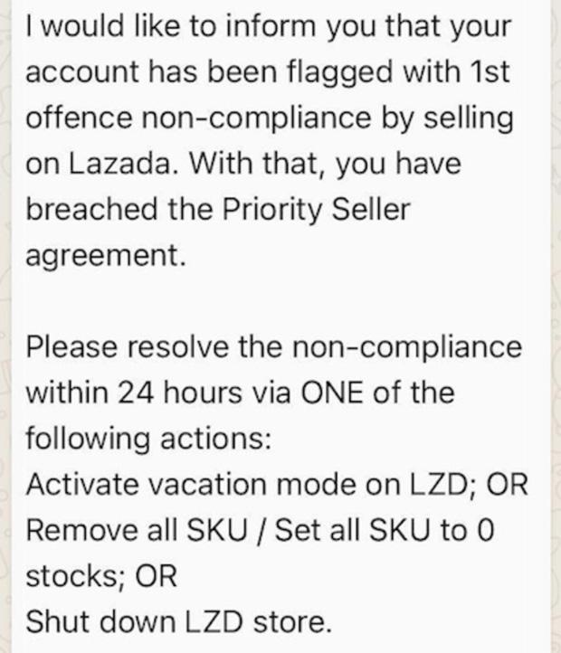 Shopee bị tố chơi xấu: Tặng voucher ép người bán đóng gian hàng trên Lazada, ai không ký vào thỏa thuận độc quyền sẽ bị trừng trị - Ảnh 2.