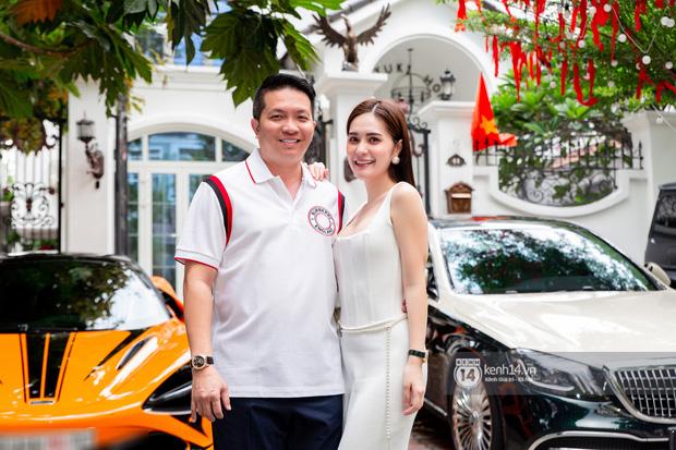 Gặp nữ đại gia thuê Thái Công làm nội thất cho biệt thự gần 200 tỷ: Lớn lên từ bãi rác - đặt mục tiêu làm bạn với giới thượng lưu - Ảnh 4.