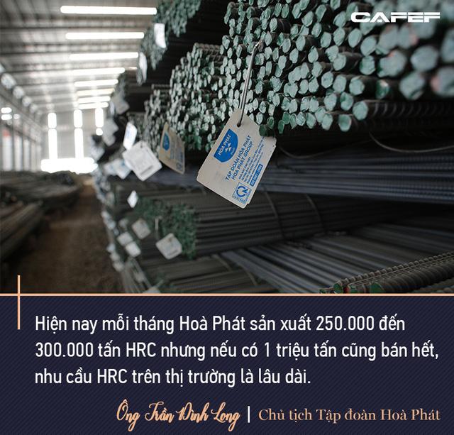 Tỷ phú Long: Không ai làm thép mãi được. Doanh thu sau này 200.000 tỷ thì Hòa Phát phải đa ngành, trong đó có bất động sản - Ảnh 3.
