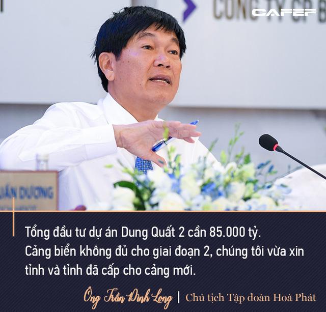 Tỷ phú Long: Không ai làm thép mãi được. Doanh thu sau này 200.000 tỷ thì Hòa Phát phải đa ngành, trong đó có bất động sản - Ảnh 4.