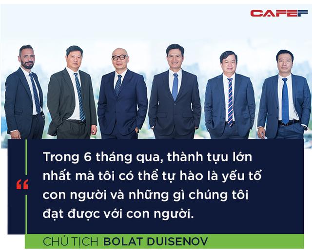 Chủ tịch Coteccons: Chúng tôi không thâu tóm, công ty vẫn rất Việt Nam từ tên gọi đến con người - Ảnh 2.