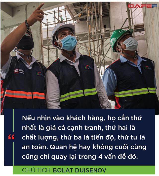 Chủ tịch Coteccons: Chúng tôi không thâu tóm, công ty vẫn rất Việt Nam từ tên gọi đến con người - Ảnh 12.