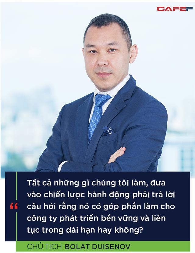 Chủ tịch Coteccons: Chúng tôi không thâu tóm, công ty vẫn rất Việt Nam từ tên gọi đến con người - Ảnh 5.