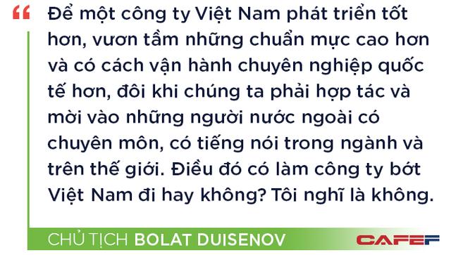 Chủ tịch Coteccons: Chúng tôi không thâu tóm, công ty vẫn rất Việt Nam từ tên gọi đến con người - Ảnh 10.