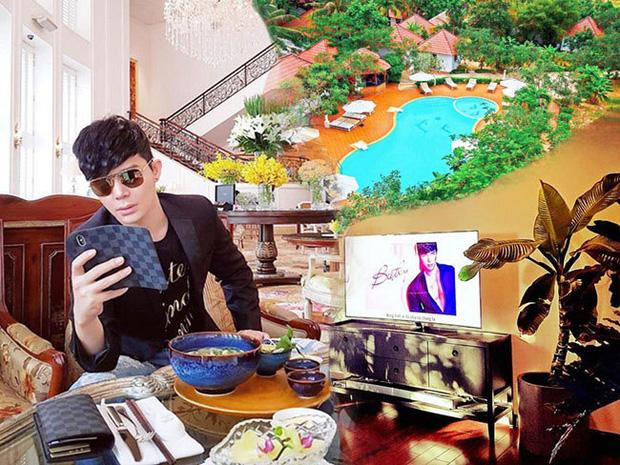 Gia tài Nathan Lee - Ngọc Trinh: Bên có từ villa Beverly Hills 12.000m2 đến bạch dinh 600 tỷ, bên yêu nữ đồ hiệu nức tiếng Vbiz - Ảnh 12.