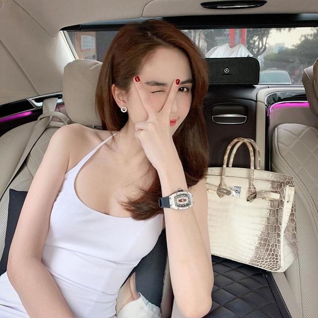 Gia tài Nathan Lee - Ngọc Trinh: Bên có từ villa Beverly Hills 12.000m2 đến bạch dinh 600 tỷ, bên yêu nữ đồ hiệu nức tiếng Vbiz - Ảnh 18.
