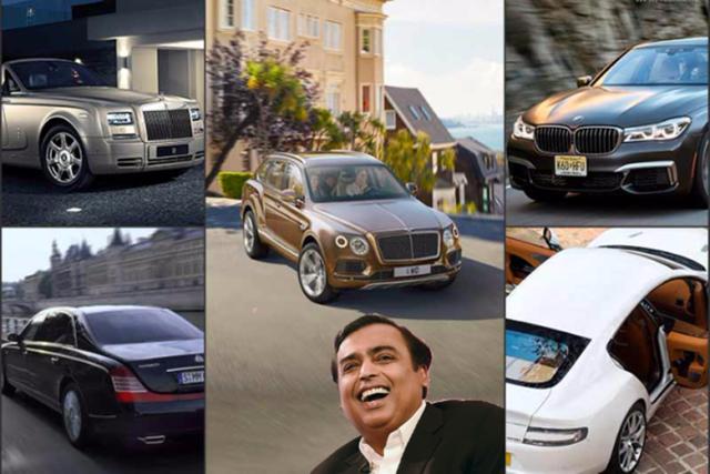 Cách tỷ phú giàu nhất châu Á tiêu tiền: Mua boeing làm quà sinh nhật vợ, thuê 600 nhân viên làm việc nhà, xây garage khổng lồ để chứa 168 siêu xe - Ảnh 3.