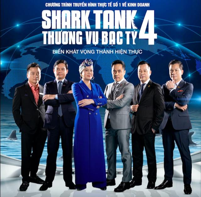 Ừ thì Shark Tank Việt Nam mùa này có 6 Shark, nhưng ai là Shark chính, ai là Shark phụ? - Ảnh 1.