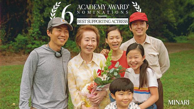 Sao Hàn 74 tuổi làm nên lịch sử ở Oscar: Đóng phim để có tiền nuôi 2 con trai và kỳ tích như cú tát thầm lặng dành cho gã chồng ngoại tình - Ảnh 1.