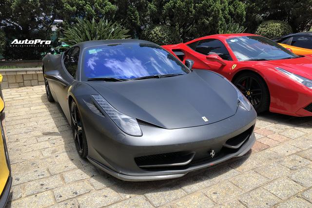 Dàn siêu xe trăm tỷ sặc sỡ hội ngộ tại Đà Lạt, Ferrari F8 Tributo của nữ đại gia trẻ mới sắm cũng góp mặt  - Ảnh 7.