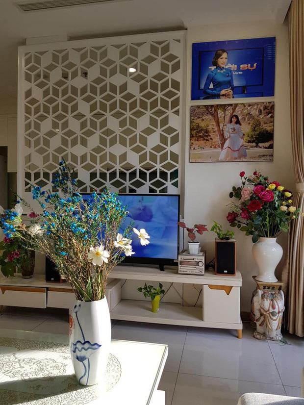 Cơ ngơi của các BTV xinh đẹp tại VTV: Ai cũng sang chảnh, riêng nhà Hoài Anh giản dị khó tin - Ảnh 11.