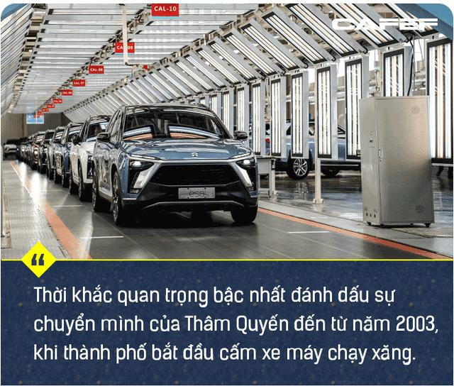 """""""Giấc mơ"""" ô tô điện của Trung Quốc - Ảnh 2."""