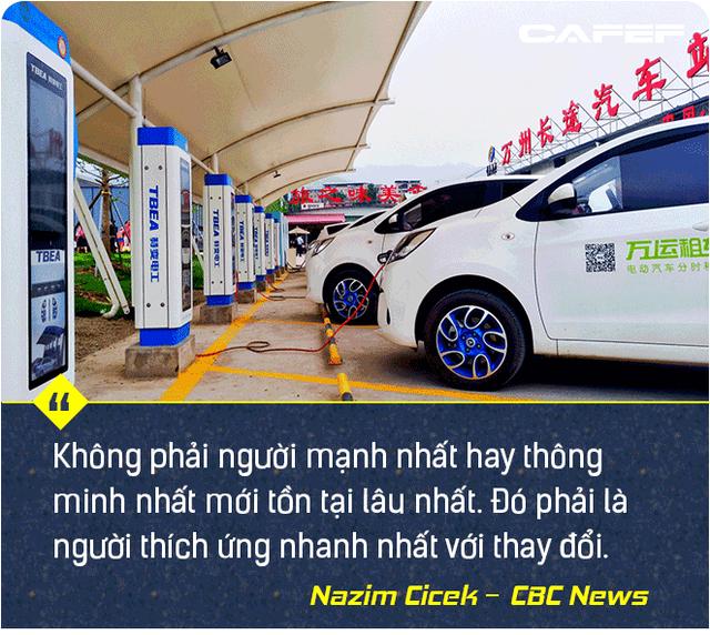 """""""Giấc mơ"""" ô tô điện của Trung Quốc - Ảnh 7."""
